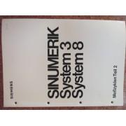 Bedienungsanleitung SINUMERIK System 3 System 8 (54)